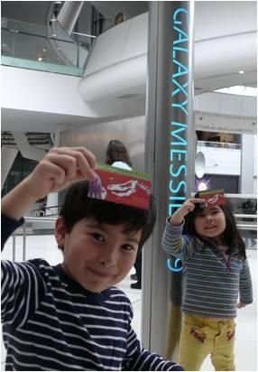 James's kids